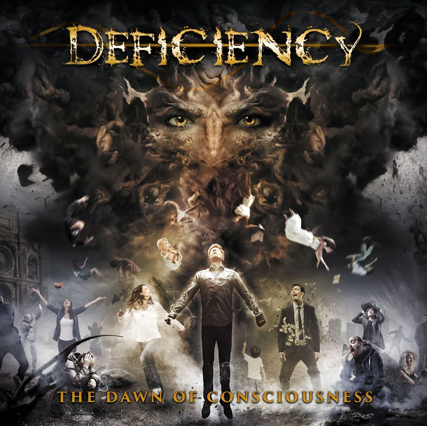 deficiency the dawn of consciousness cd