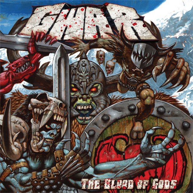 GWAR The Blood of Gods Smaller