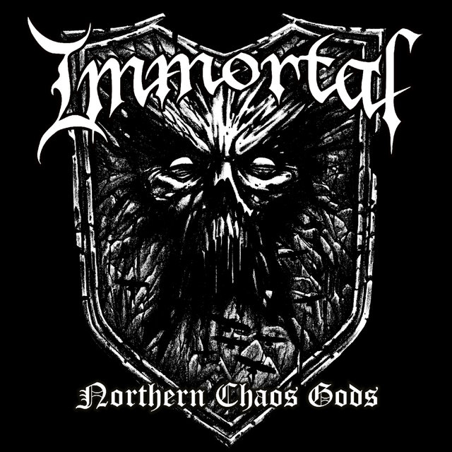 immortal northern chaos gods cover