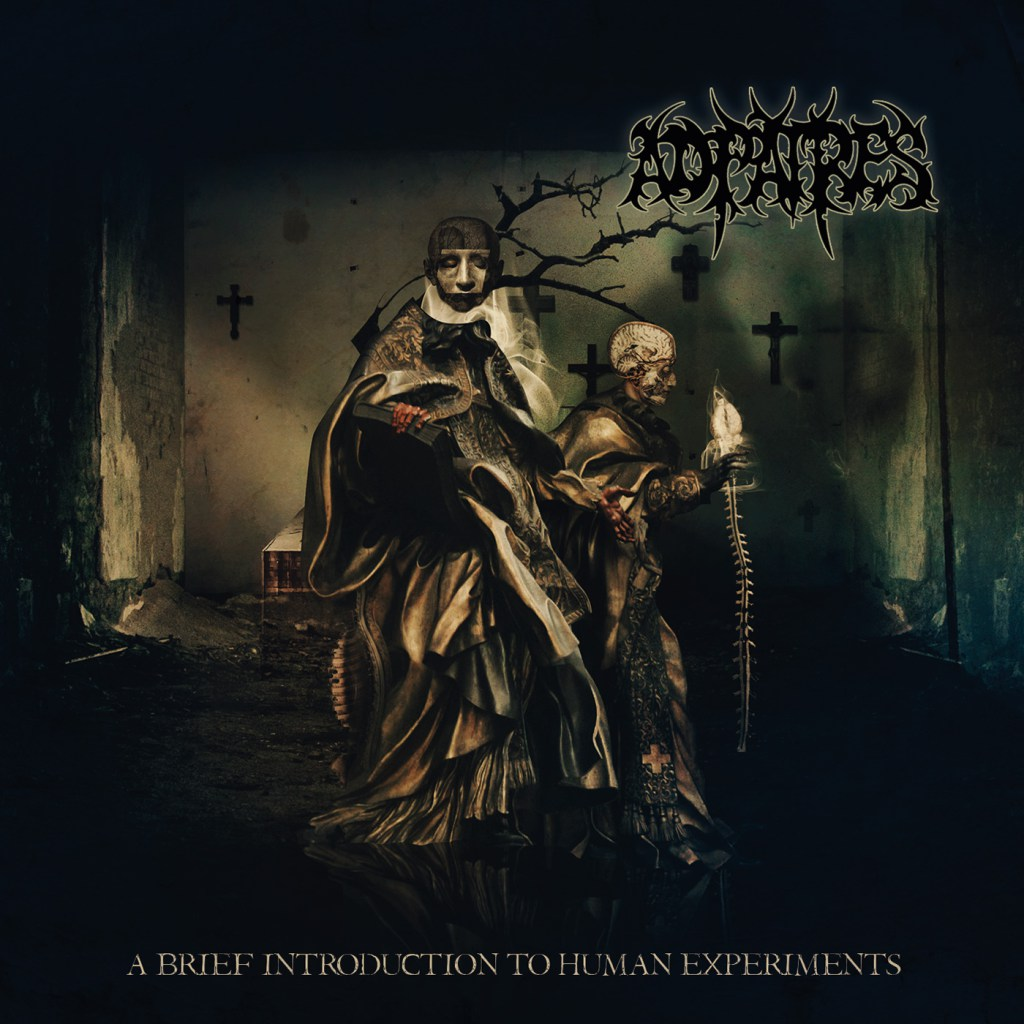 Release XKR021 AD PATRES A Brief Introduction to Human Experiments Art 1400x1400