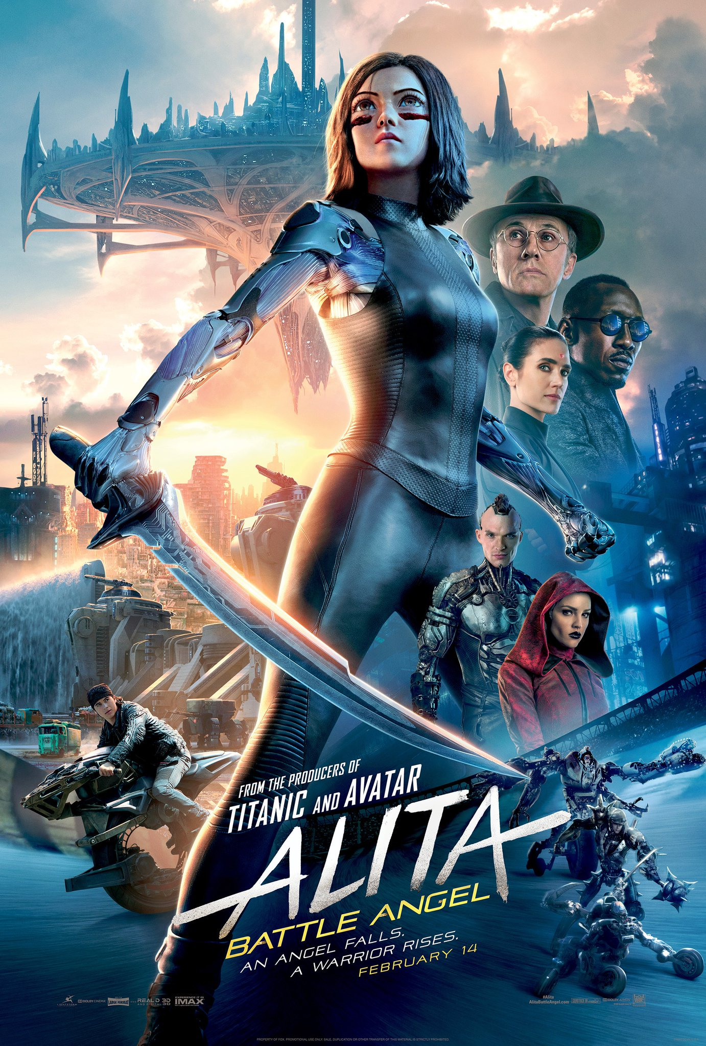 Alita Battle Angel Posters alita battle angel 42099892 1382 2047