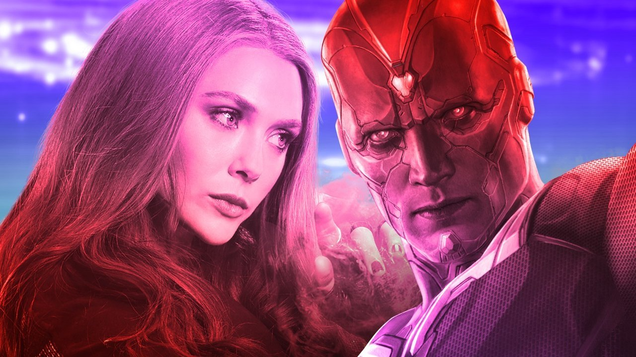 marvels vision and scarlet witch tv series gets captain marv 4zg5
