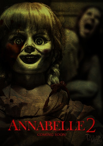 annabelle 2 poster 423x600